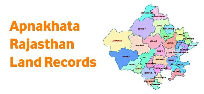 apnakhata - rajasthan map